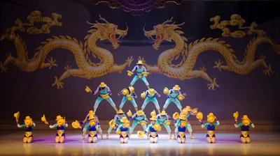 gran circo acrobatico chino