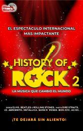 hostoria del rock