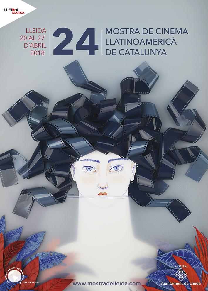 cartell mostra latinoamericana 2018