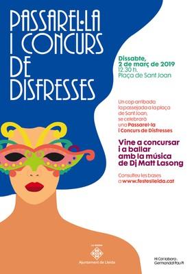 concurs de disfresses carnaval 2019