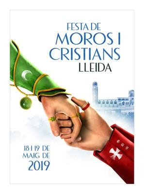 cartell de la festa de moros i cristians