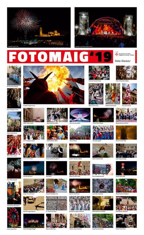 cartell finalistes fotomaig 2019