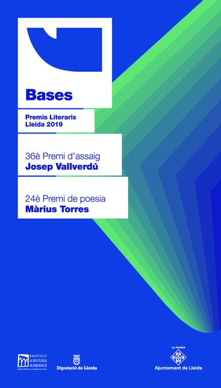 bases premis literaris 2019