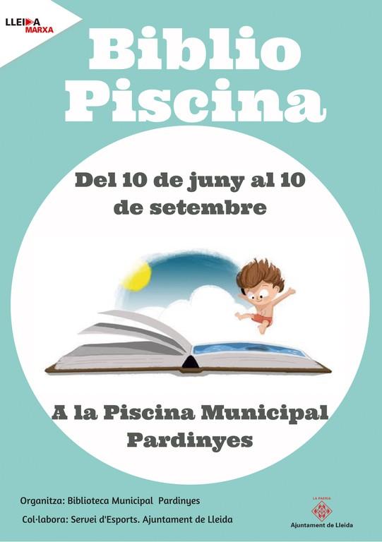 cartell bibliopiscina