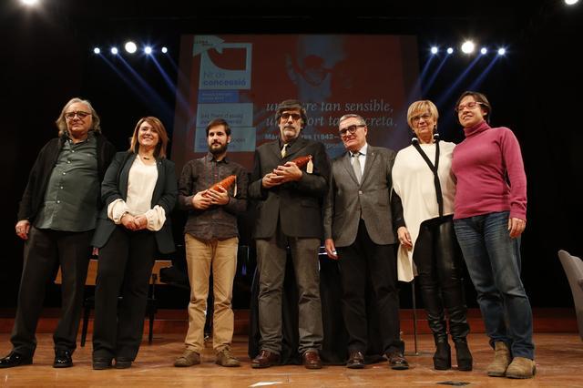 Gala de concessió dels Premis Literaris  2017