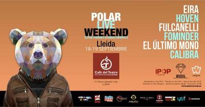 polar live weekend