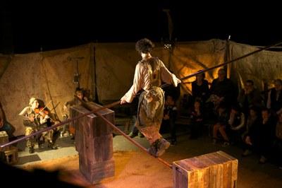 Dia Mundial del Teatre al Teatre de l'Escorxador, divendres 27 i dissabte 28 de març