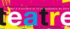 Mostra d'arts escèniques Josep Fonollosa, Fono