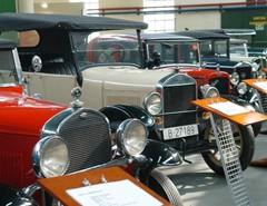 Museo de la Automoción Roda Roda