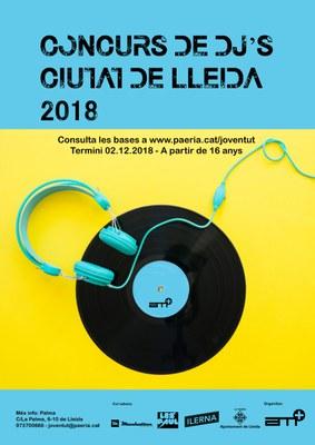 13è Concurs de Dj's Ciutat de Lleida