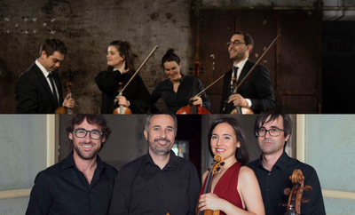 """""""L'Octet de Mendelssohn"""", amb la fusió del Quartet Teixidor i el Quartet Altimira, inaugura LaTemporada a l'Auditori Municipal Enric Granados"""