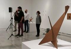 """""""Plàstica i poesia. Cristòfol-Viladot i Nou Plast Poemes"""", nova exposició temporal al Museu Morera"""