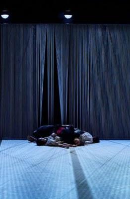 """""""Trama"""", guanyadora del Premi a Millor Coreografia 2019 als XXII Premis de la Crítica, al Teatre de la Llotja"""
