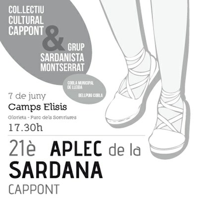 21è Aplec de la Sardana Cappont