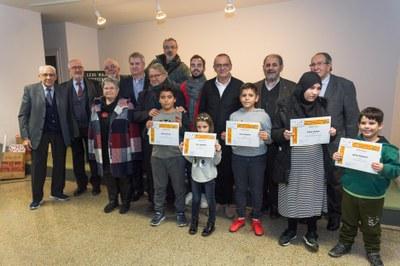 275 dibuixos participen en el XIX concurs de dibuix dels Reis Mags de Lleida