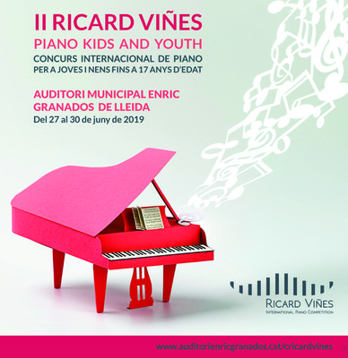 2nd RICARD VIÑES PIANO KIDS AND YOUTH