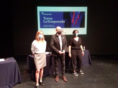 36 espectacles en la nova programació de tardor-hivern de LaTemporada Lleida