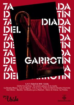 7a Diada del Garrotín el cap de setmana del 5 al 7 d'abril