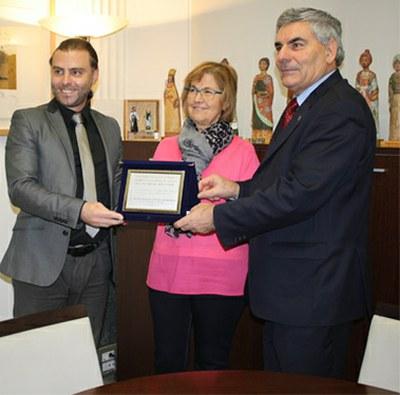 Agermanament artístic entre Trivero ( Piemonte ) i Lleida
