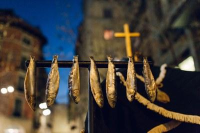 """Aquest dimecres hi haurà el tradicional """"ENTERRO DE LA SARDINA"""""""
