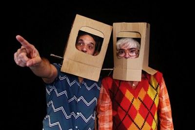 """Aquest diumenge a la sala 1 del Teatre de l'Escorxador pots gaudir de l'espectacle """"Orbital"""""""