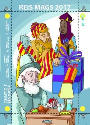 Aquest divendres 30 de desembre el CAMARLENC inicia la recollida de cartes