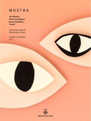 """Arrenca la 26a Mostra d'arts escèniques Josep Fonollosa, """"Fono"""" 2017 al Teatre Municipal de l'Escorxador i a l'Espai 3"""