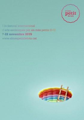 """Arriba a Lleida l'onzena edició del festival """"El Més Petit de Tots"""" al Teatre Municipal de l'Escorxador"""