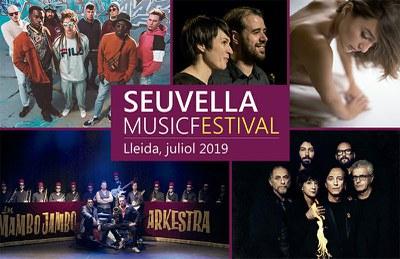 Arriba el Seu Vella Music Festival amb 5 concerts d'alt nivell per gaudir-ne al llarg d'aquest mes de juliol a Lleida