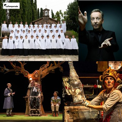 Avançament de la programació de tardor de LaTemporada d'arts en viu de Lleida