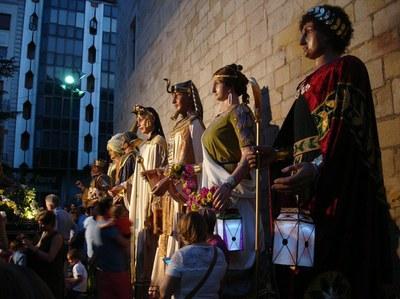 Avui es celebra la tradicional romeria dels fanalets de Sant Jaume