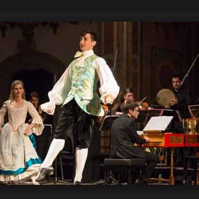 """""""Barcellona alla Moda"""", espectacle de dansa, música i teatre del Tricentenari de 1714"""
