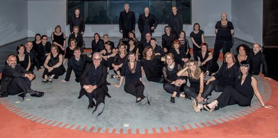 """""""Cançons Populars dels Pirineus"""", El Cor de Cambra de l'Auditori Enric Granados dedica el seu concert a Lluís Virgili i Farrà."""