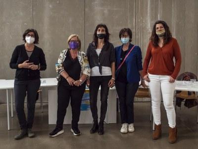 Cloenda de les activitats paral·leles de l'exposició 'Feminista havies de ser'