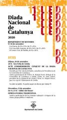 Comença el repartiment de senyeres per celebrar la Diada Nacional de Catalunya