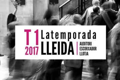 "Comença ""Latemporada 2017"" al Teatre municipal de l'Escorxador"