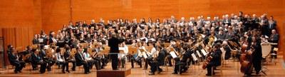 Concert de Santa Cecília a l'Auditori municipal Enric Granados