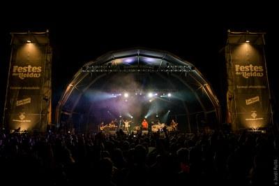 Continuem de festa: Parc de Somriures, sardanes, balls folklòrics, nits de concerts als Camps Elisis