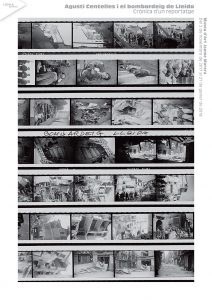 DARRERS DIES de l'exposició «AGUSTÍ CENTELLES I EL BOMBARDEIG DE LLEIDA. CRÒNICA D'UN REPORTATGE»
