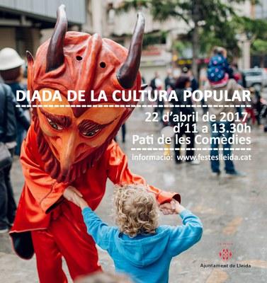 DIADA DE LA CULTURA POPULAR - Dissabte 22 d'abril