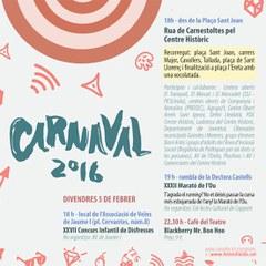 Divendres de Carnaval