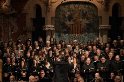 """El """"Rèquiem de Mozart"""" de l'OSV exhaureix les entrades per al seu concert de l'Auditori"""