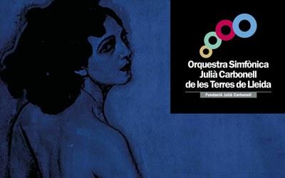 """""""EL BOLERO DE RAVEL"""" a càrrec de l' Orquestra Simfònica Julià Carbonell de les Terres de Lleida"""