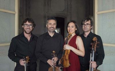 El Cicle Música de Cambra de l'Auditori presenta el Quartet Teixidor