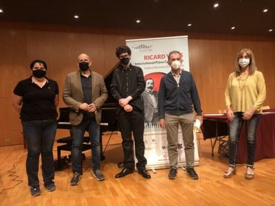 El Concurs Internacional de Piano Ricard Viñes torna a Lleida
