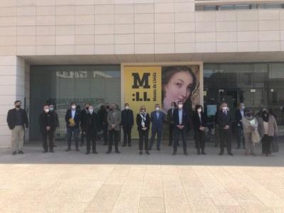 El Consorci del Museu de Lleida presenta el Pla d'Impuls 2021
