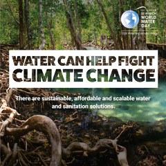 Diumenge 22 de març és el Dia Mundial de l'Aigua