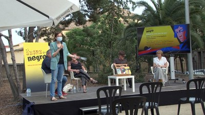El Festival de Novel·la Negra i Criminal de Lleida tanca amb un balanç positiu