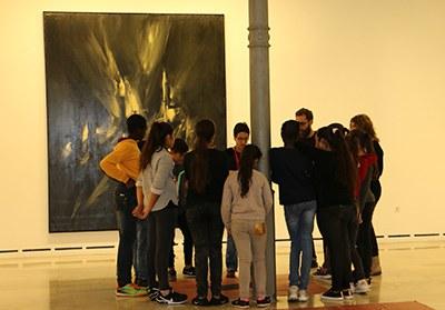 El Museu d'Art Jaume Morera prorroga l'exposició Manuel Viola. El viatge d'Oniro fins el 31 de gener