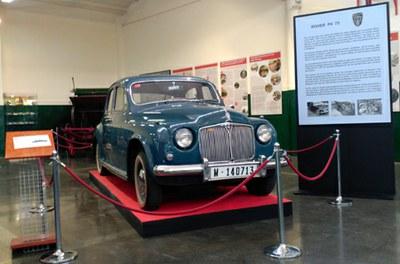 El Museu de l'Automoció Roda Roda exposa una nova 'Peça del trimestre'